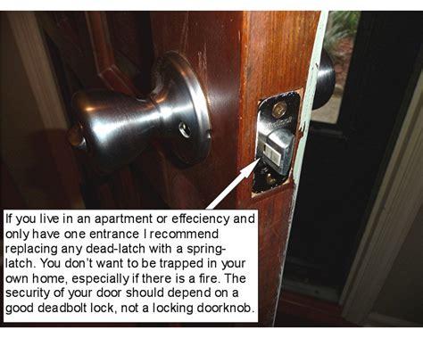 How To Fix A Jammed Door Knob by Door Deadlatch Latch Guard Quot Quot Sc Quot 1 Quot St Quot Quot Security