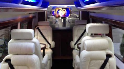 luxury minibus mercedes sprinter lwb extened luxury minibus 9 seat coif 2