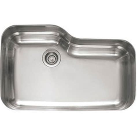 forx110 orca stainless steel undermount single bowl