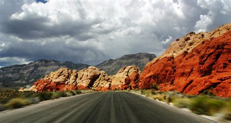 most scenic roads in usa most beautiful highways usa red rock scenic road