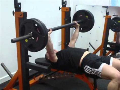 bar for bench press ten tips to get stronger afitgo