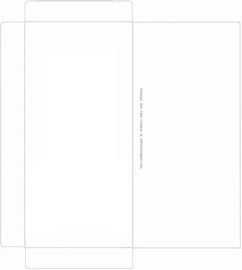 free printable greeting card envelope template free printable money gift cards or greeting cards for