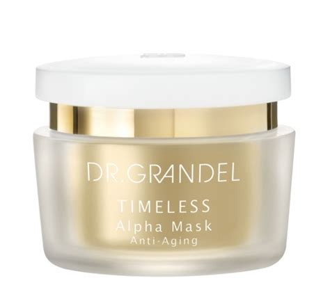 Emk Alpha Mask Anti Aging dr grandel alpha mask gentle anti aging mask with enzymes