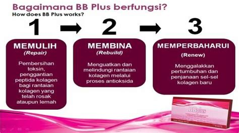 Collagen Bb Plus idea pengurusan dapur idaman bb plus collagen