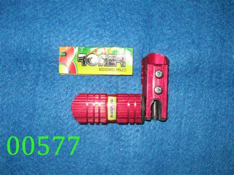 Karpet Besi Vario 125 aksesories nitto motor accessories spare part