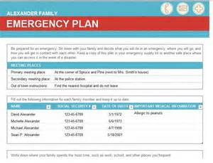 family emergency plan template free ms excel family emergency plan template formal word