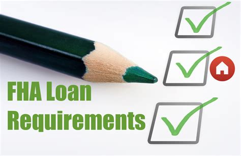 fha loan requirements review 2017