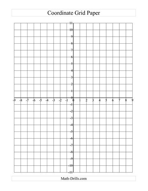 coordinate plane template coordinate grid paper new calendar template site