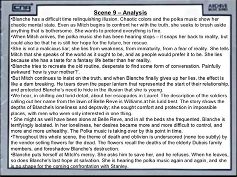 Blanche Dubois Essay by Blanche Dubois Character Analysis Essay