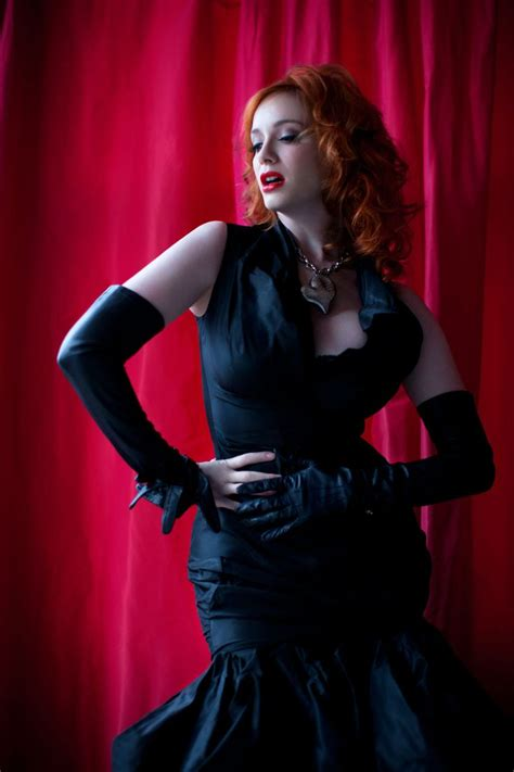 Pin By Christina Williams On For The Home Pinterest | christina hendricks for vivienne westwood photographed
