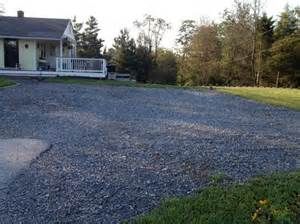 how to maintain a gravel driveway stone driveway ideas