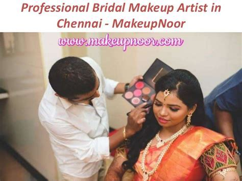 Professional Bridal Makeup Artist in Chennai