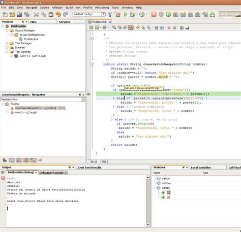 tutorial java y netbeans netbeans archivos programador php org programador php