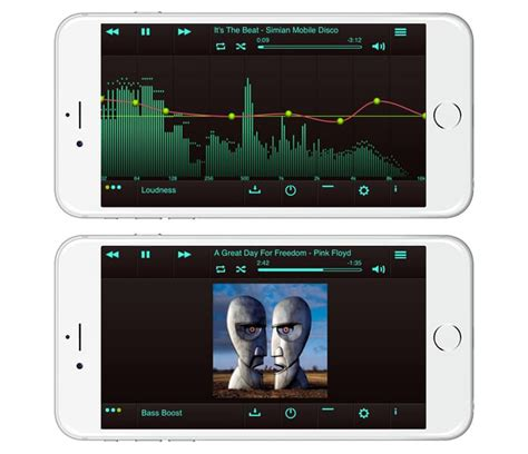 best ipod apps 5 best equalizer apps for iphone and ipod touch