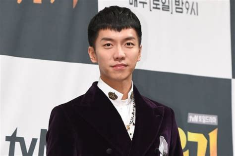 lee seung gi on busted lee seung gi to replace lee kwang soo in next season of