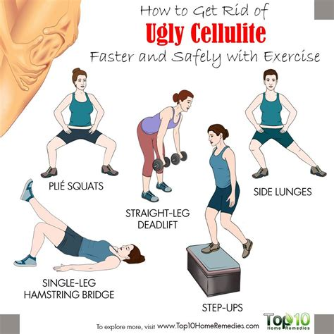 Getting Rid Of Cellulite by How To Get Rid Of Cellulite Faster And Safely With