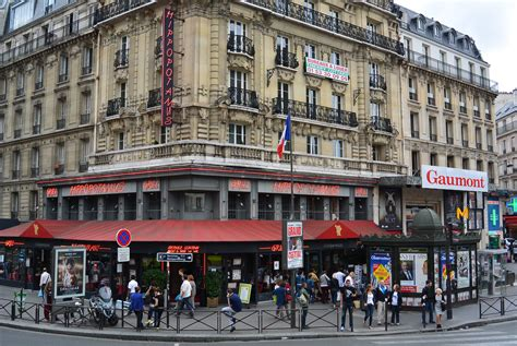 paris images file hippopotamus 68 boulevard du montparnasse 75014