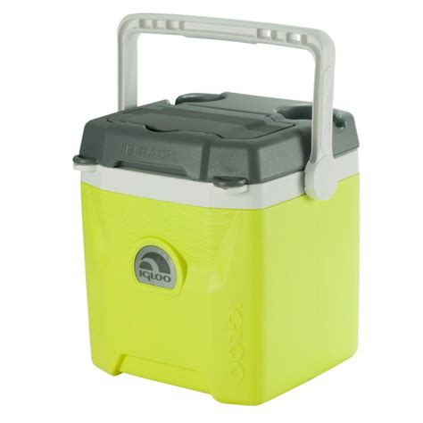Marina Cooler 12s 10lt igloo quantum 12 qt cooler with cup holders 00032041 the home depot