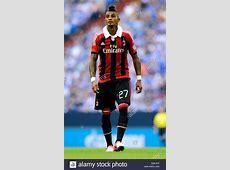 Kevin-Prince Boateng, FC Schalke 04 vs AC Milan, 0-1 ... Kevin Prince Boateng
