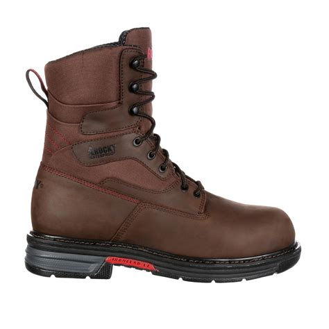 rocky ironclad lt lightweight 8 inch waterproof work boots