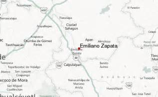 emiliano zapata mexico hidalgo location guide