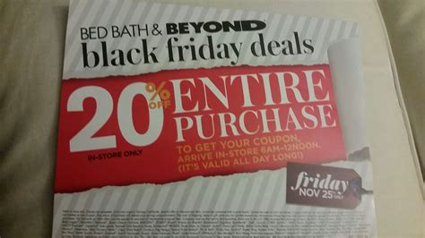 bed bath and beyond black friday deals bed bath and beyond black friday ad for 2016 funtober