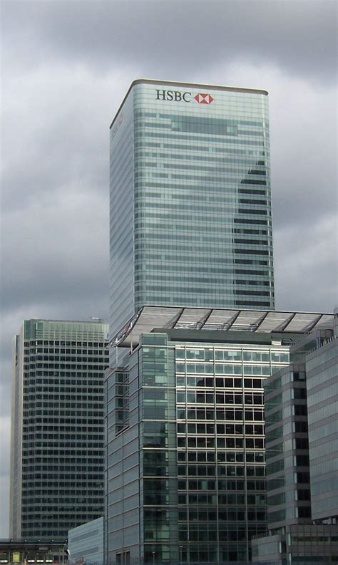 Led Lighting For Home Interiors ge wins signage contract for hsbc canary wharf building
