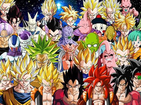 imagenes ultra hd de dragon ball z dragon ball z wallpapers hd taringa
