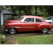 1951 Chevrolet 2 Door Deluxe