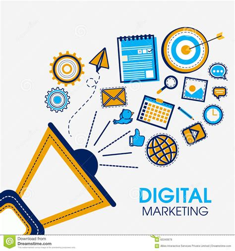graphic design branding elements resources eyeflow internet marketing infographic elements for digital marketing concept stock