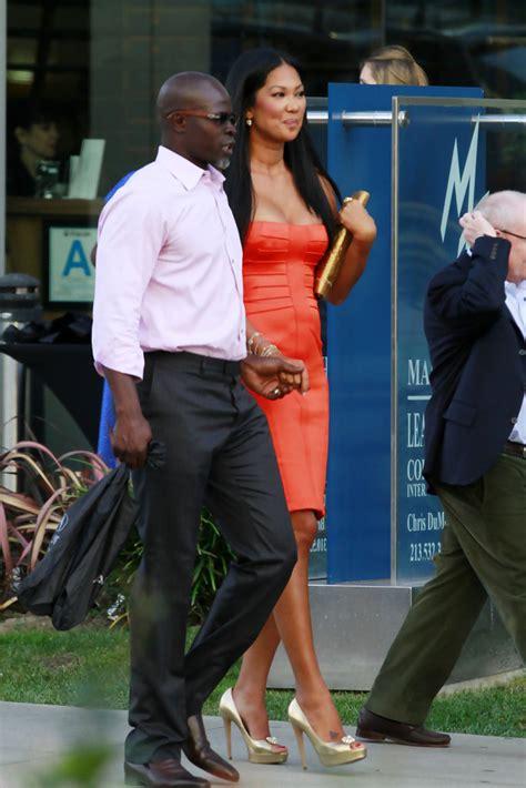 Kimora Simmons New Boyfriend Dijimon Hounsou 3 by Kimora Simmons Photos Photos Kimora Simmons And