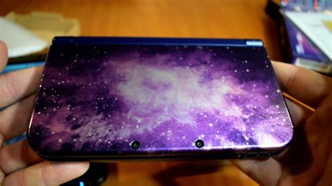 new galaxy new nintendo 3ds xl new galaxy style unboxing 2017