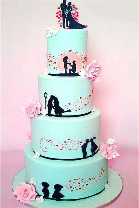 Wedding Cakes Unique by 832 Best Beautiful Wedding Cakes Images On
