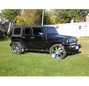 20 22 And 24 Wheel Tire Pics On Jeeps  Jeep Wrangler Forum
