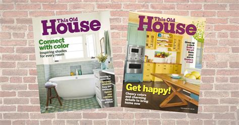 This Old House Sweepstakes - familysavings free sles coupons and sweepstakes