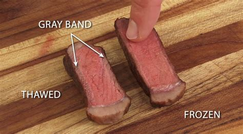 never thaw frozen steaks before cooking business insider