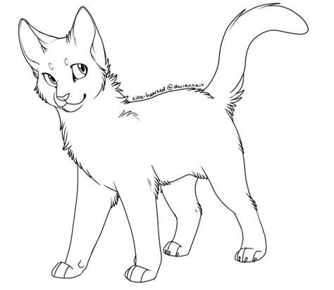 cat adoptables line art cours de colo pour fricadella