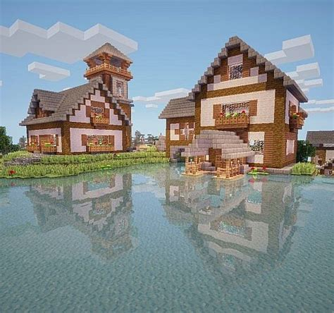 minecraft lake house house on the lake minecraft project minecraft builds pinterest lakes house and