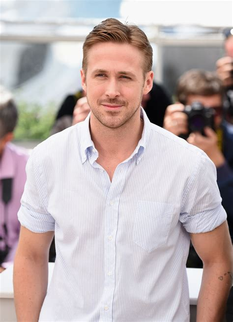 ryan gosling gq hairstyle a visual history of ryan gosling s iconic hair photos gq