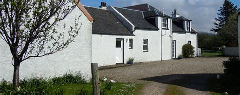 cottage arran cottages to rent arran banner cottage isle of arran