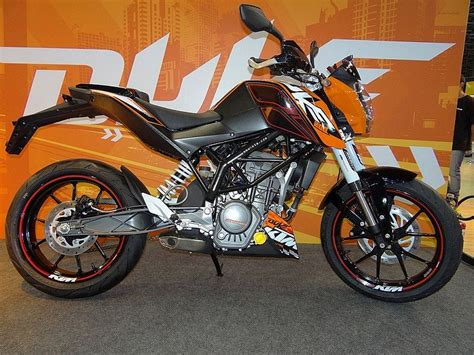 Ktm 200 Duke Price In India Ktm Duke 200 Price In India Review Mileage Photos 2016