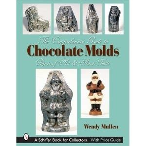 artistic guide to molds with urethane books 1000 images about chocolate molds on vintage