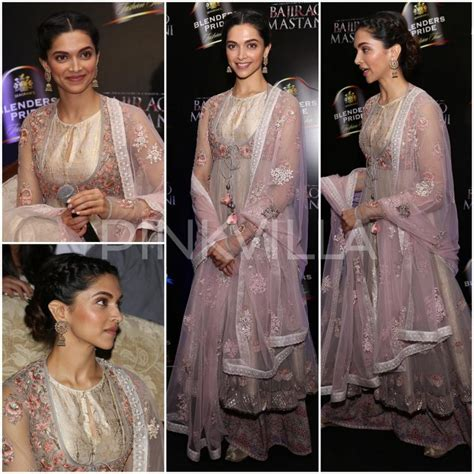 Yay Or Nay Wednesday 7 by Yay Or Nay Deepika Padukone In Anju Modi Pinkvilla