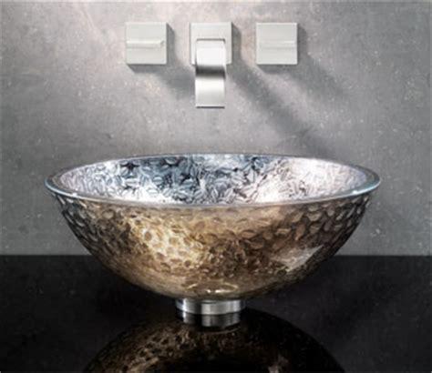 hammered silver bathroom sink glass sinks by vitraform decoholic