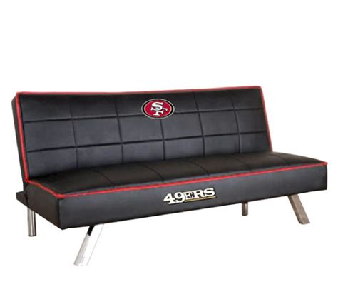 nfl futon cover nfl futon covers bm furnititure