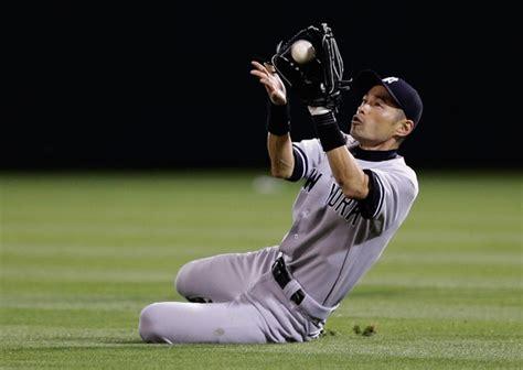 How Is Ichiro Suzuki Ichiro Suzuki Pictures New York Yankees V Oakland