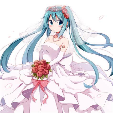 imagenes anime vestidos imagenes chicas anime especial vestido de bodas