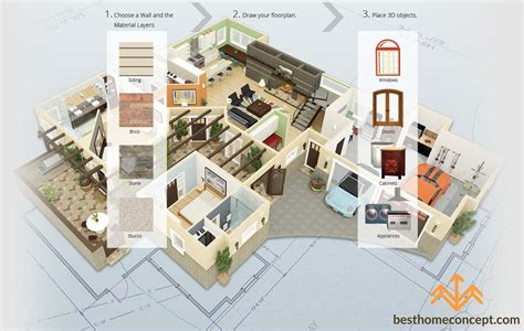 home design 3d software 3d home design software best home design home concept