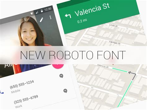 material design font roboto the new roboto font from material design luketacyn com
