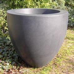 Lightweight Garden Planters by Lightweight Fibreglass Garden Planter Adezz Acer Tapered